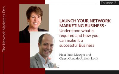 Launch Your Network Marketing Business – Understand what is required and how you can make it a successful Business