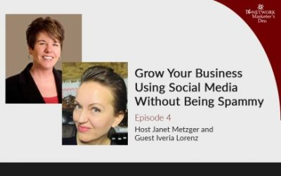 Grow your business using social media without being spammy