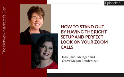 How to Stand Out by having the Right Setup and Perfect Look on Your Zoom Calls