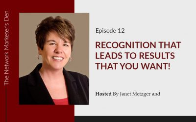 Recognition that Leads to Results that you want!