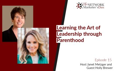 Learning the Art of Leadership through Parenthood