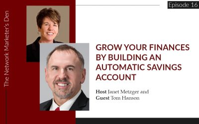 Grow your Finances by Building an Automatic Savings Account