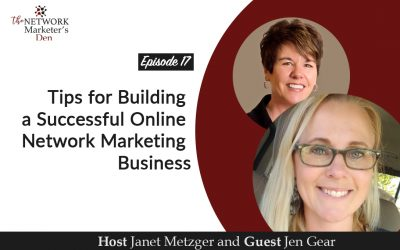 Tips for Building a Successful Online Network Marketing Business