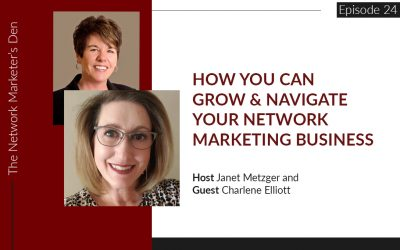 How You Can Grow & Navigate Your Network Marketing Business